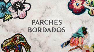 PARCHE BORDADO